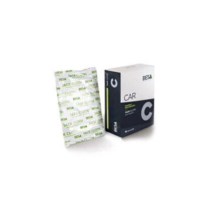 Antistatinės servetėlės BESA dulkių valymui nuo dažymui skirtų paviršių