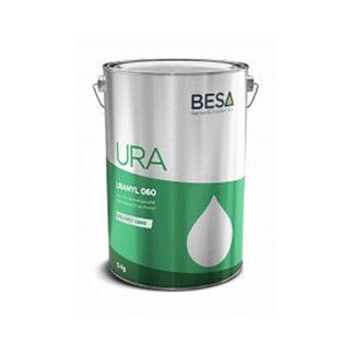 Greitas gruntas vandens pagrindu URANYL/060 | BESA